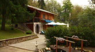 Monastero di Vasco cottage immerso nei boschi