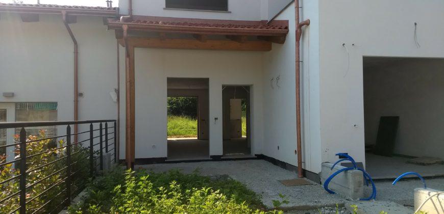 Mondovì Ferrone villa a schiera nuova costruzione con giardino privato