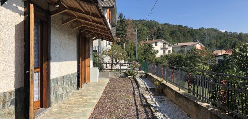 Alma Ressia appartamento arredato in villetta con giardino